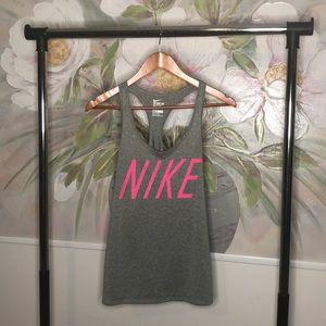 Women's Nike Racerback Muscle Tee